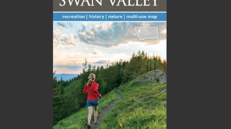 Explore Montana's Swan Valley Multi-use Map