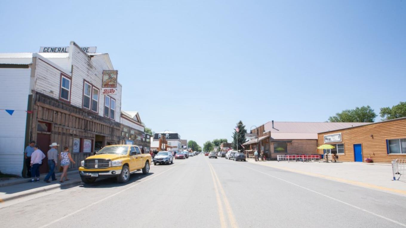 Downtown Augusta, Montana – Sheena Pate