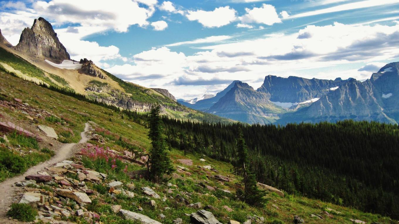 Glacier National Park- Highline Trail – Adam Pate