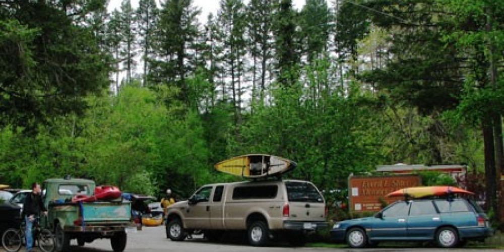 Kayaker\'s Camp – E.A.Summers