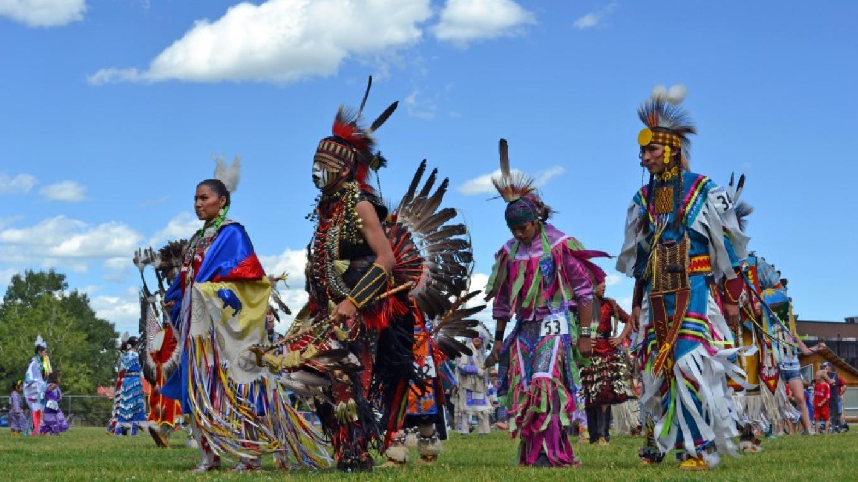 Blackfoot Arts & Heritage Festival – Courtesy Parks Canada
