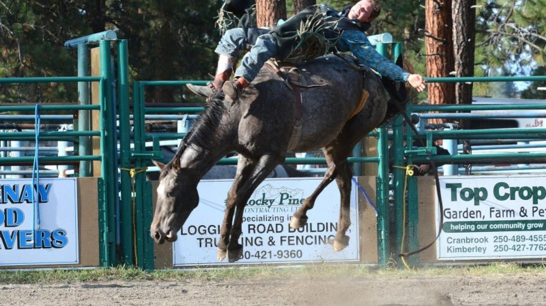Cranbrook Pro Rodeo – Courtesy Cranbrook Pro Rodeo