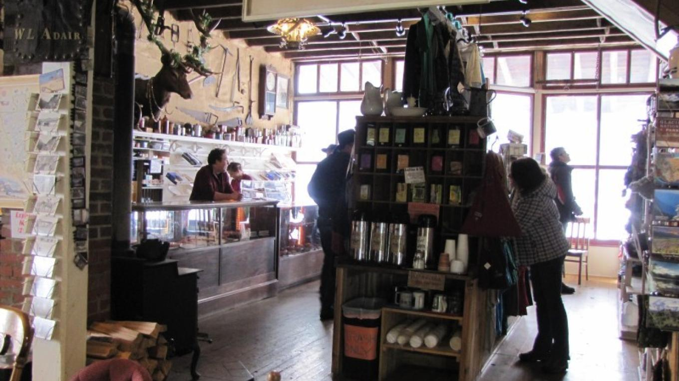 Polebridge Mercantile & Bakery – Sheena Pate