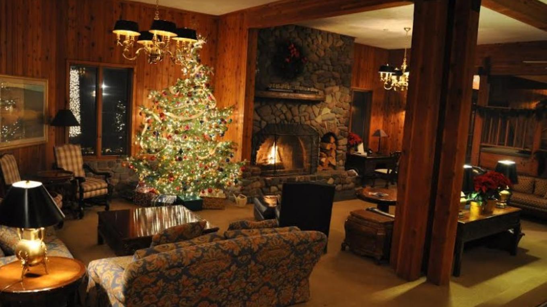 Kandahar Lodge- Lobby