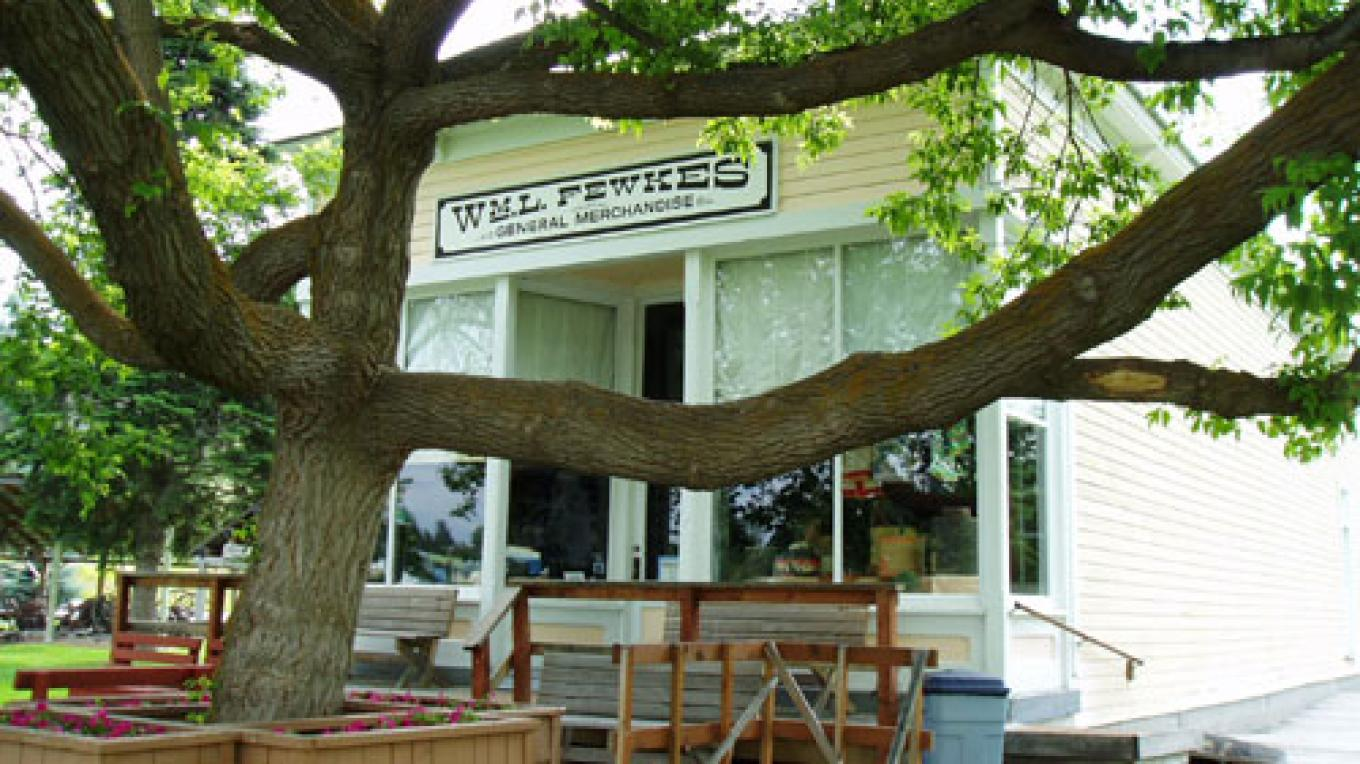 Historical Fewkes Store and Historical Museum – courtesy Tobacco Valley Board of History