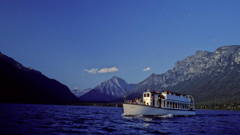 DeSmet Boat – Glacier Park Boat Company