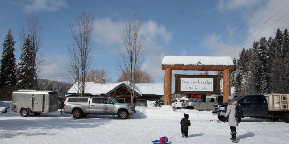 Dog Creek Lodge & Nordic Center – Sheena Pate