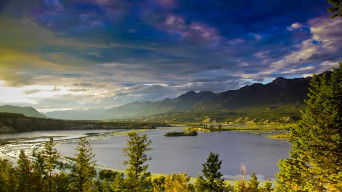 Wildsight Invermere works to conserve wild spaces like the Columbia Wetlands, pictured here. Photo credit: Pat Morrow. – Pat Morrow