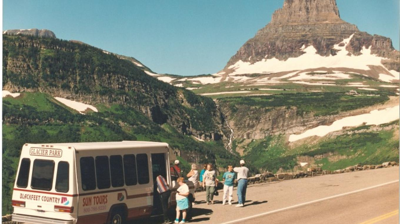 Sun Tours provides a Blackfeet perspective in Glacier National Park