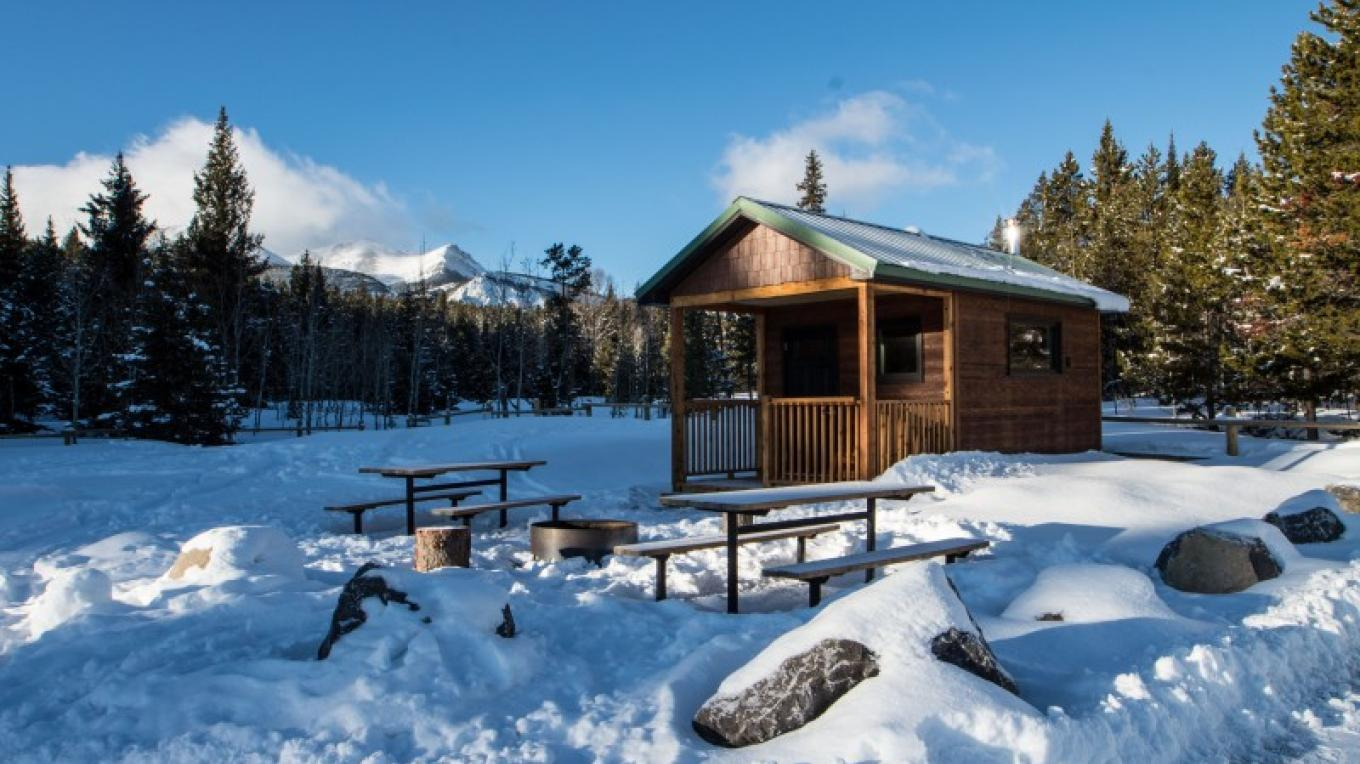 Syncline Nordic Trails Warming Hut – Sheena Pate