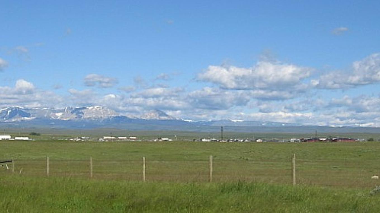 Browning Montana looking west – Colleen's Computer Corner, LLC