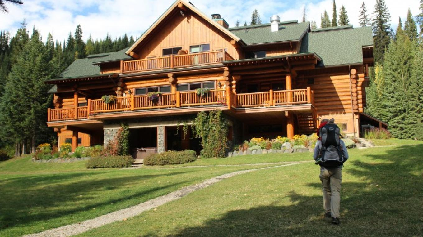 Secluded in the peaks of Canada's Kootenay Rockies, Island Lake Lodge sits above a picturesque mountain lake surrounded by an Old Growth Forest. – Sheena Pate