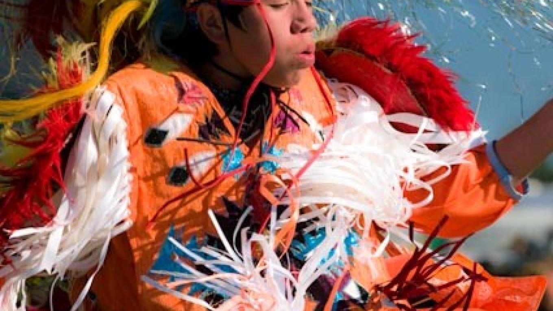 Pow Wow at North American Indian Days – tonybynum.com