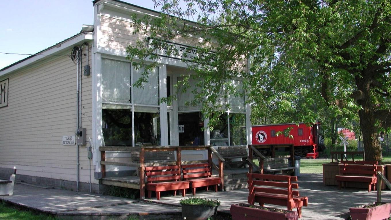Historical Fewkes Store-Museum – Matthew Rumble