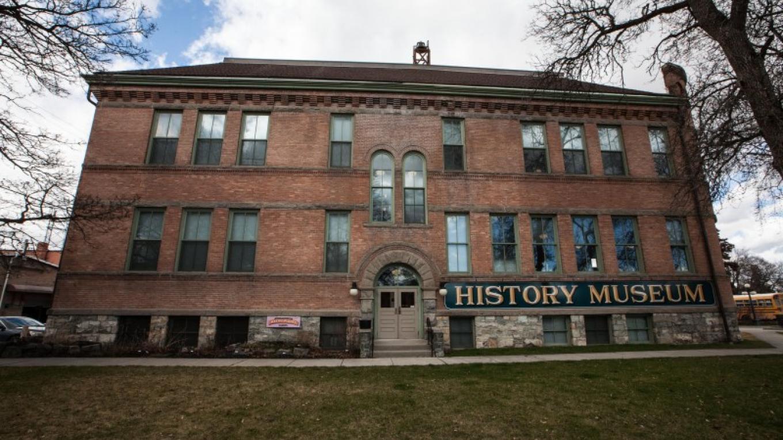 Northwest Montana History Museum – Sheena Pate