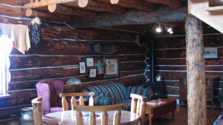 """Antiker"" Cabin – Ginny Donahue"