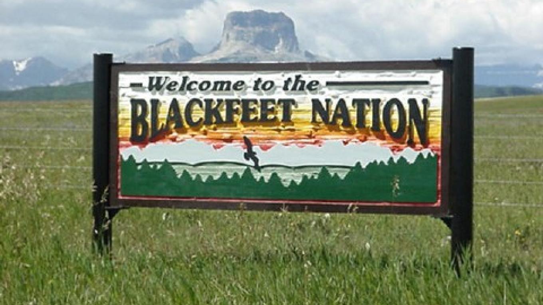 Welcome to the Blackfeet Nation! – Jodi Running Fisher