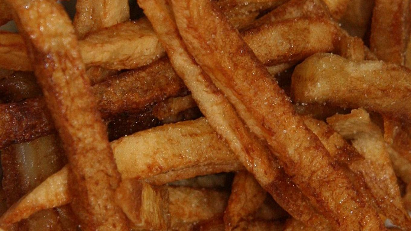 Chris's fresh-cut french fries defy the dominance of fast-food's frozen facsimiles. – David Thomas