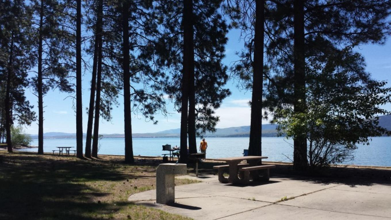 Finley Point State Park- Day Use Area – Sheena Pate