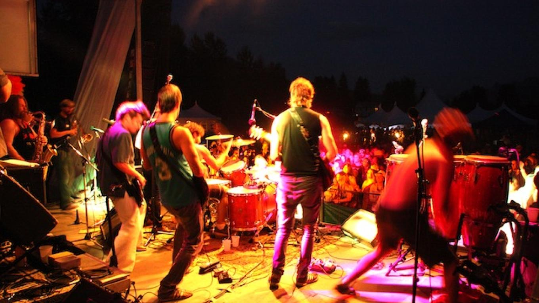 Wapiti Music Festival – Kyle Hamilton