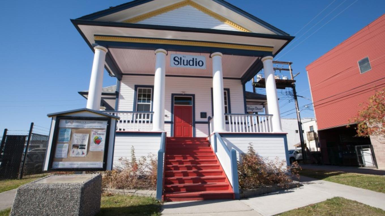 The Studio & Stage Door was deemed a heritage building in 1989. – Sheena Pate