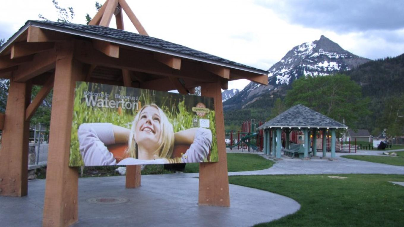 Welcome to Waterton! – Sheena Pate