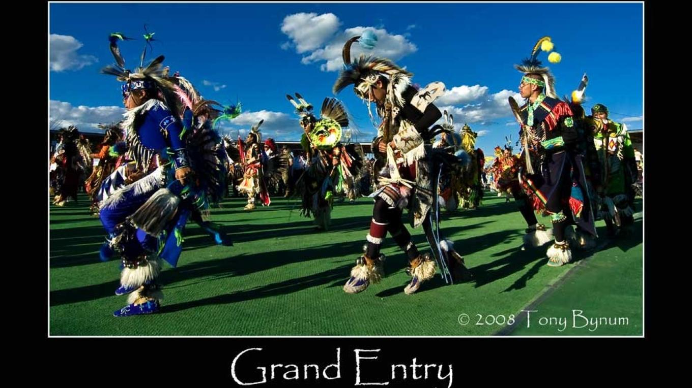 Grand Entry, NAID, Browning, MT – tonybynum.com