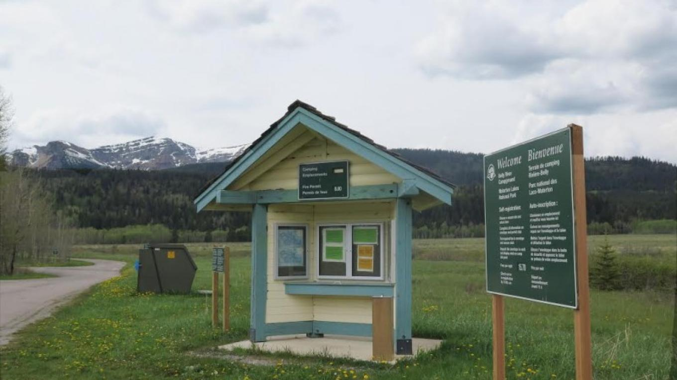 Belly River Campground – Courtesy Waterton Lakes National Park