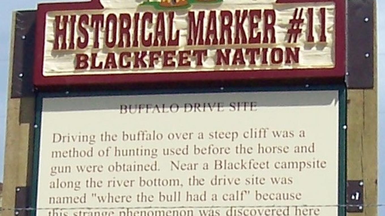 Buffalo Drive Site – Blackfeet Planning
