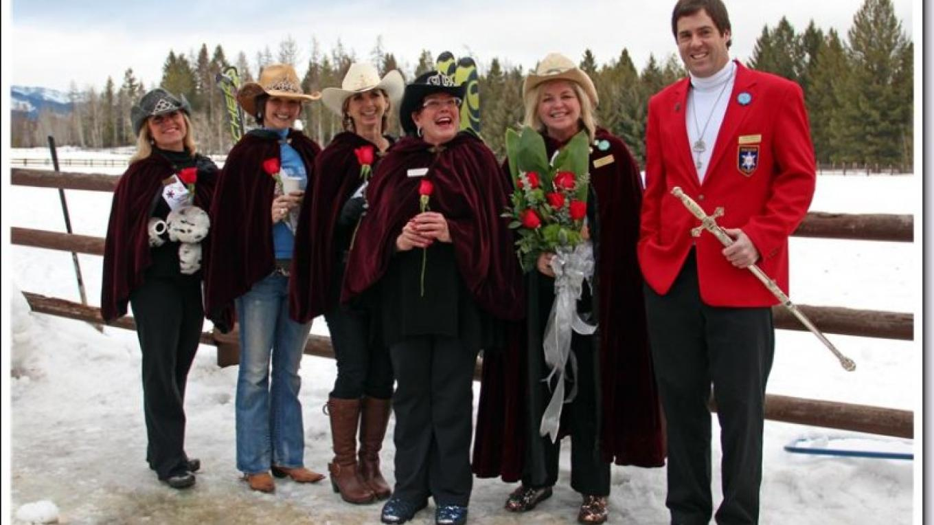 2014 Winter Carnival's Court – Marguerite Amstadt