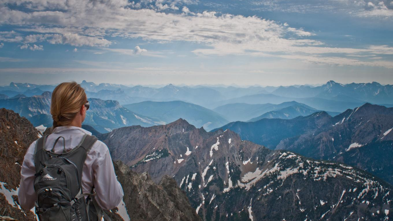 Climbing British Columbia's Fisher Peak – Matt Gibson