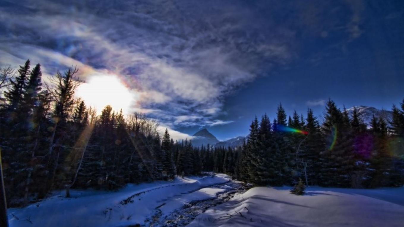 Allison-Chinook Cross Country Ski Area – Alberta Tourism, Parks and Recreation