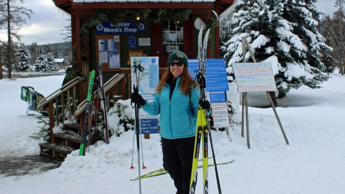 Glacier Nordic Center – Sheena Pate