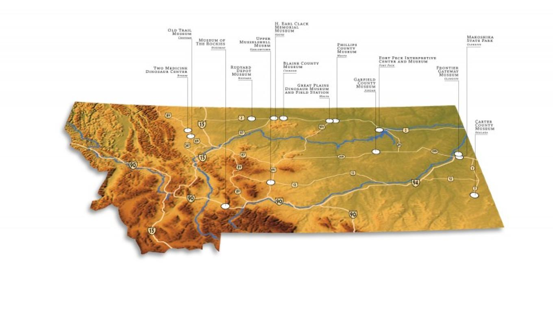 Montana Dino Trail