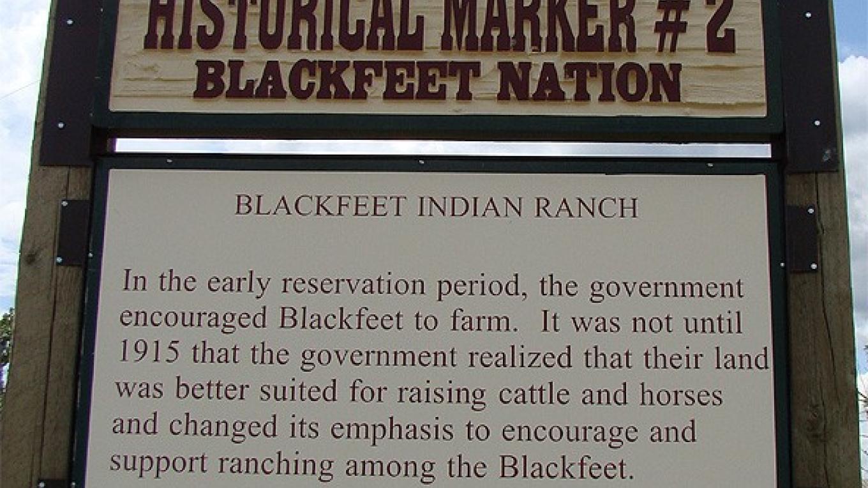 Blackfeet Indian Ranch – Blackfeet Planning