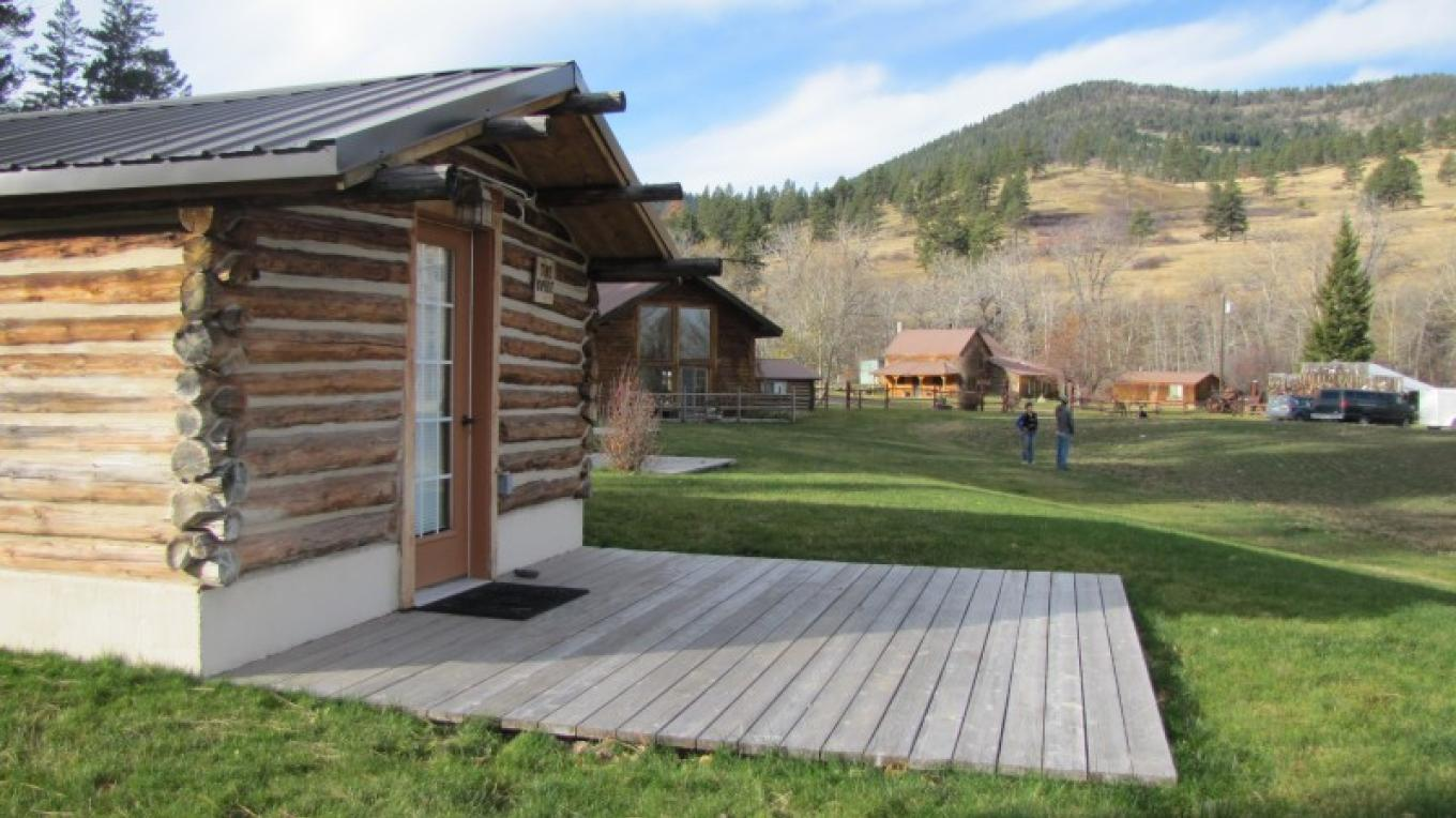 Blacktail Ranch – Sheena Pate