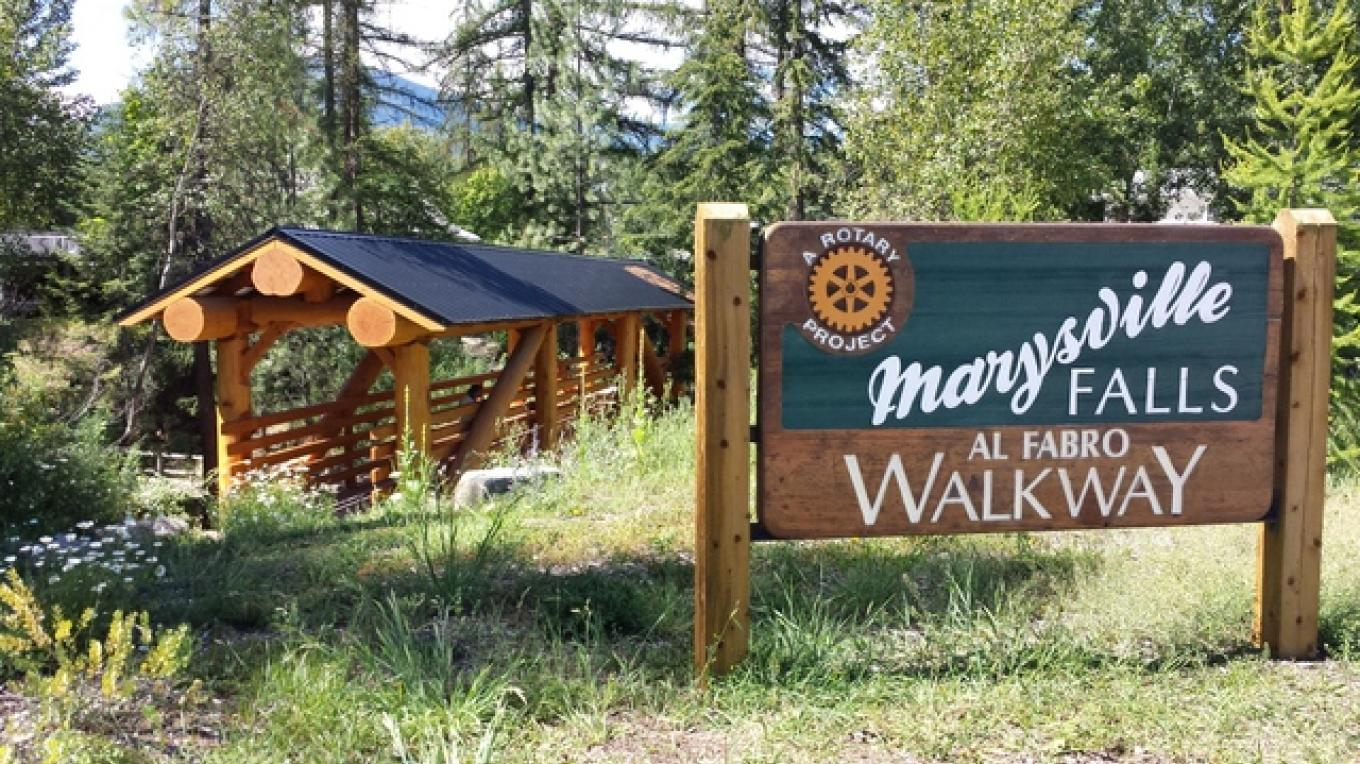 Marysville Falls Trailhead – Sheena Pate
