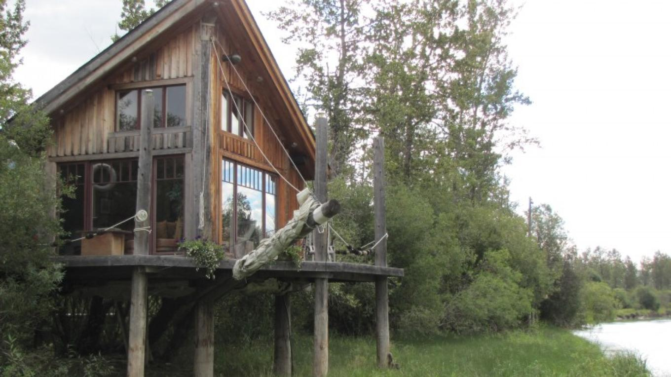 Columbia Wetlands Outpost – S. Pate