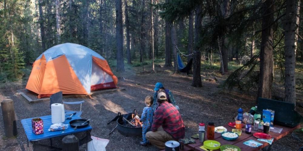 Glacier National Park- Apgar Campground – Sheena Pate