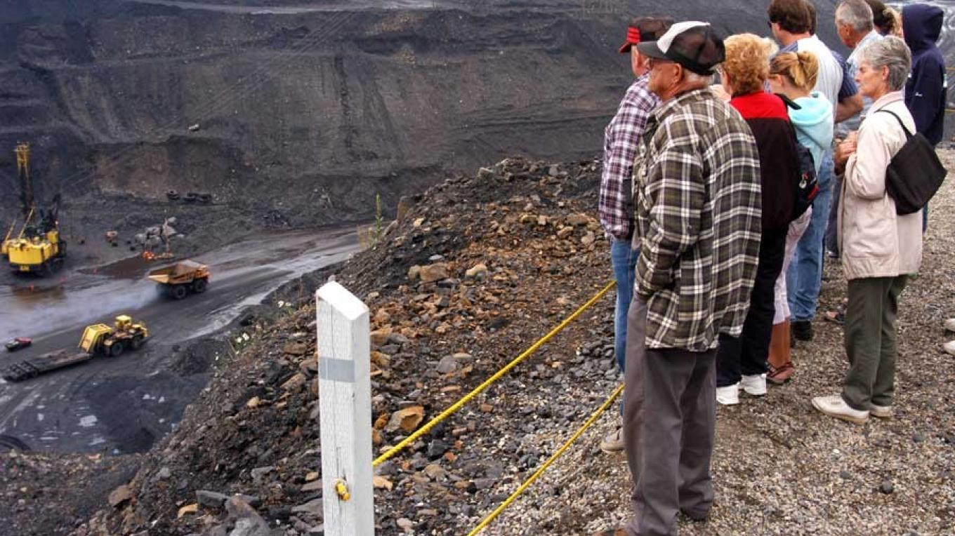 Exciting and educational mine tours are offered in Elkford and Sparwood. – Jhim Burwell