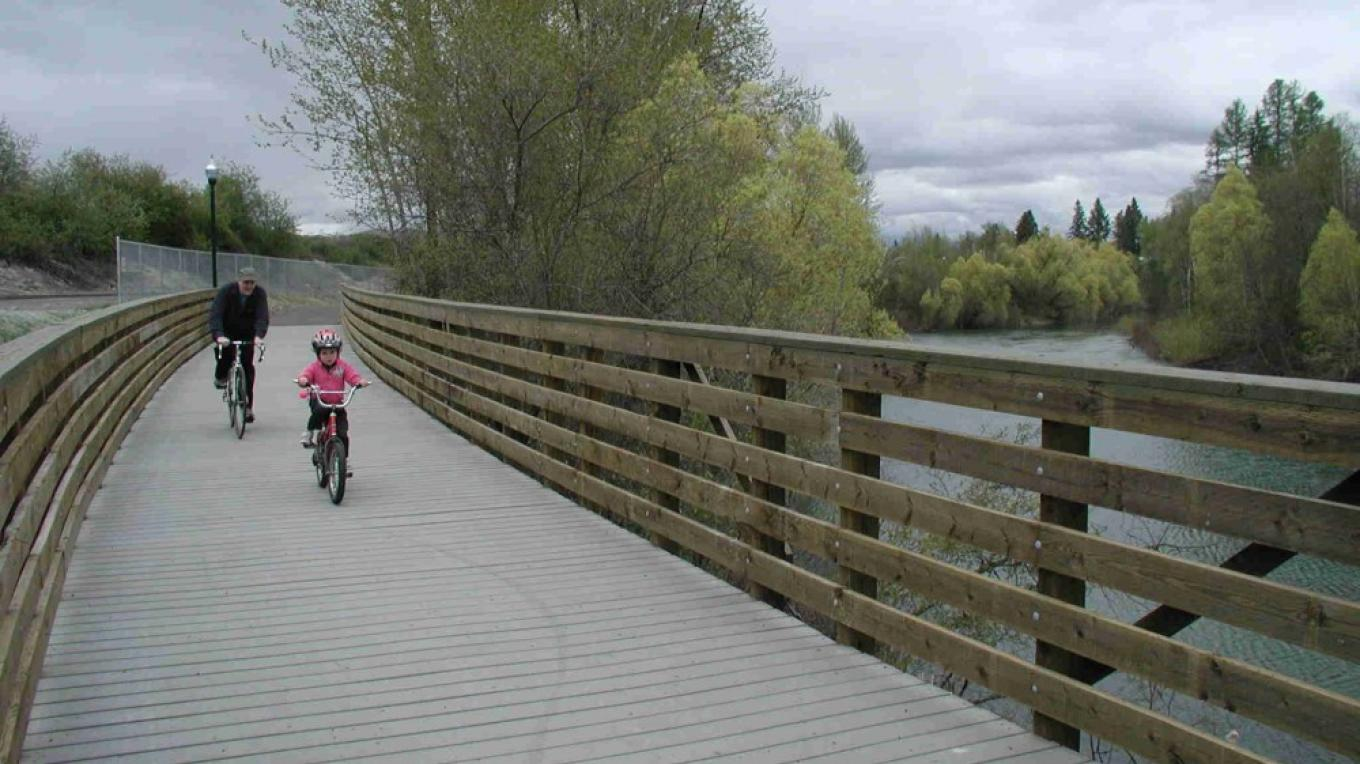 Whitefish Bike Trail