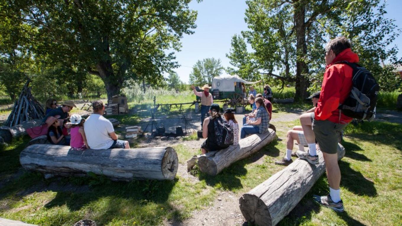 Bar U Ranch National Historic Site of Canada – Sheena Pate