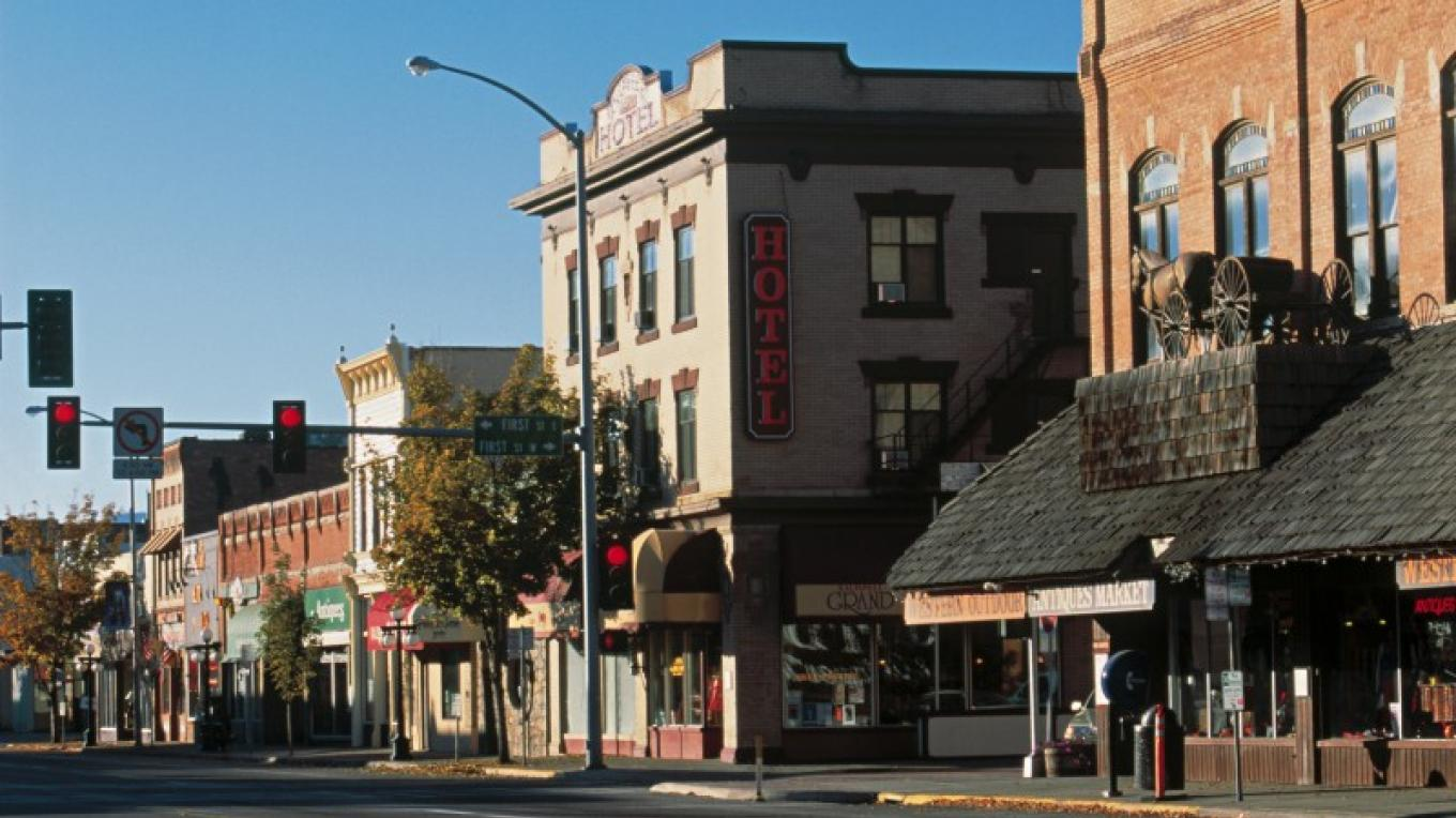 Historic Downtown Kalispell – Karen Nichols