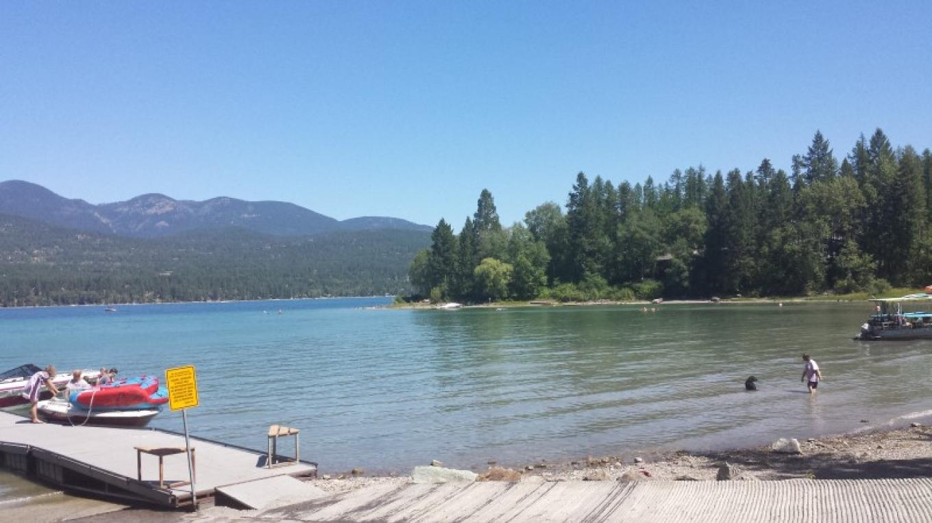Whitefish Lake State Park offers water recreational opportunities galore and spectacular views. – Sheena Pate