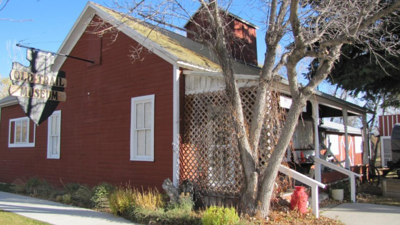 Old Trail Museum – S. Pate