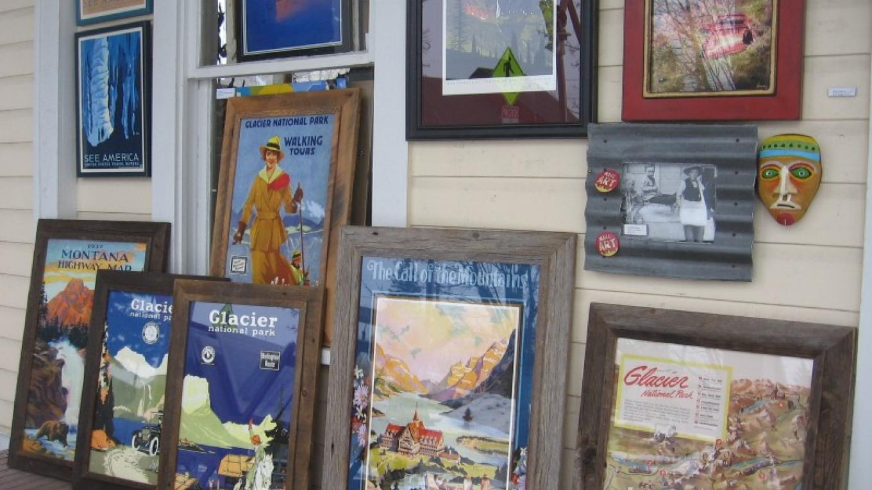 The Walking Man Frame Shop & Gallery
