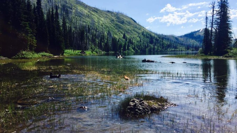 Clayton Lake – Kristy Bly