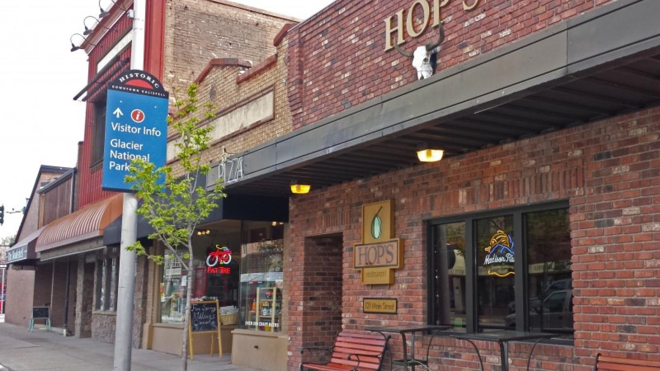 Hop's Downtown Grill