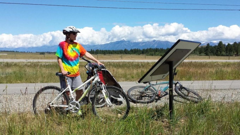 North Star Rails to Trails – Sheena Pate