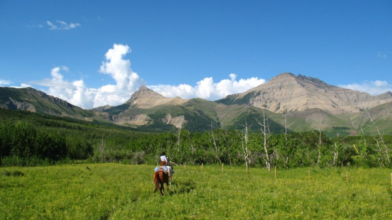 Marr-Jack Property - (Waterton Natural Area) - AB – Nature Conservancy of Canada